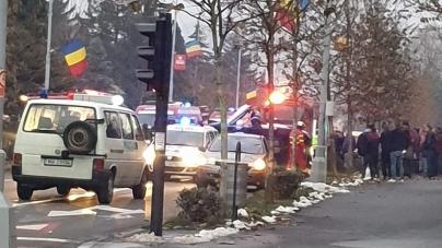 Azi după masă, alți trei răniți în accidente rutiere au luat drumul spitalului