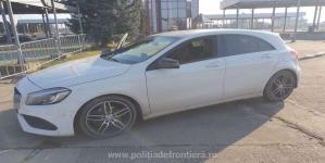 Mașini căutate de autoritățile din Franța și Italia, găsite de lucrători ai ITPF Sighet