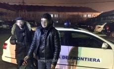 Doi migranți prinși lângă graniță după o urmărire cu împușcături