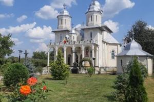Biserica din Lucăceni