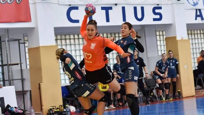 Minaur pierde la Slatina un meci ce trebuia câștigat