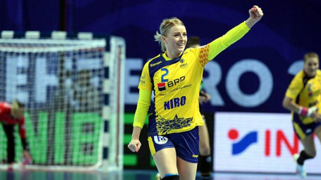 Fosta jucătoare a Minaurului, Aneta Udriștoiu se retrage de la națională