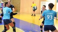 Handbalistele de la Minaur au trecut fără emoții de șaisprezecimile Cupei României