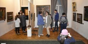 Experiențe multi-senzoriale pentru toate vârstele la Muzeul Judeţean de Artă «Centrul Artistic Baia Mare»