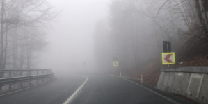 Cod galben de ceață în Maramureșul Voievodal