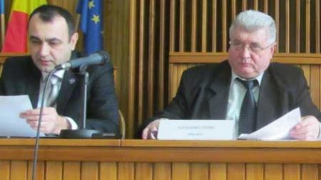 A încetat mandatul de subprefect pentru Alexandru Cosma