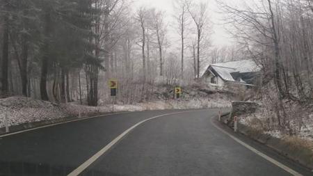 Vremea și drumurile în 23 februarie