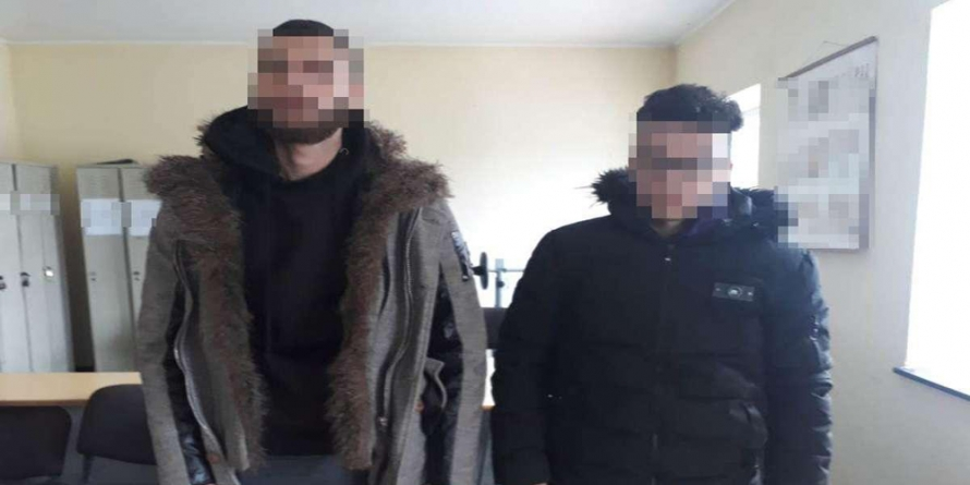 Marocani care au trecut fraudulos granița au fost remiși autorităților ucrainene