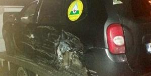 Accidentul suferit de o mașină a salvamontiștilor maramureșeni a generat o petiție on-line