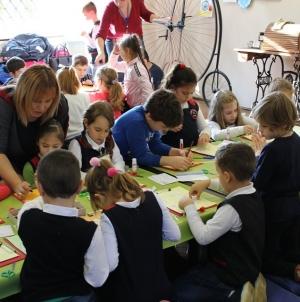 """Se fac înscrieri pentru copii la programul """"Muzeul Viu"""" de la Muzeul de Istorie"""