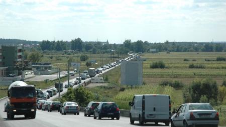 Măsuri pentru evitarea accidentelor pe cea mai circulată șosea din județ