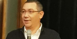 Victor Ponta, în Maramureș