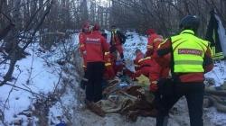 Un tânăr a murit după ce a fost călcat de caii de la căruță (GALERIE FOTO)