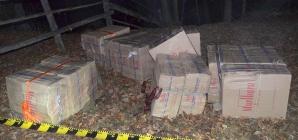 S-au tras cinci focuri de avertisment, dar contrabandiștii tot au scăpat