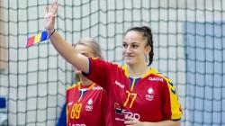 Patru jucătoare de la Minaur au prins loc pe lista extinsă a lotului național