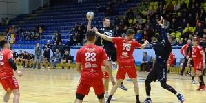 Spectacol și goluri multe în meciul dintre Minaur și CSM Reșița (GALERIE FOTO)