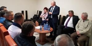 Tandemul de la conducerea primăriei Mireșu Mare și-a schimbat ordinea la organizația de partid