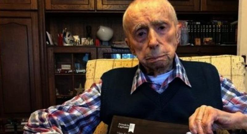 Un român, declarat al treilea cel mai bătrân bărbat de pe planetă