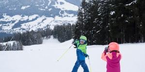 Concursul Schi Junior la Pârtia Prislop