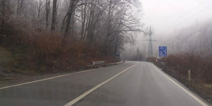 Vremea și drumurile în 17 februarie