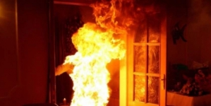 După ieudeanul aprins de soție, iată și o femeie incendiată de soț