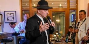 Grigore Leșe și-a serbat ziua de naștere în Maramureșul din București