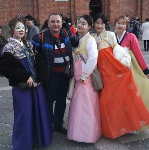 Băimăreanul Liviu Pop a dat alarma în cinci județe, după city-break-ul care l-a dus și în Veneția