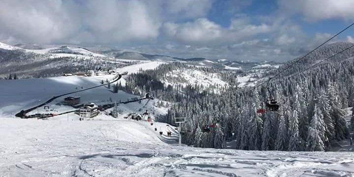 Weekend cu vești bune despre pârtiile de schi din Maramureș