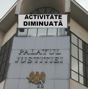 Judecătorii Tribunalului Maramureș reiau judecarea cauzelor, cu maximum 30 de dosare pe ședință