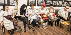 O nouă șezătoare la Muzeul de Etnografie