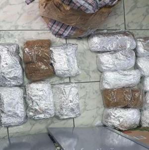Tânăr maramureșean prins la vamă cu 20 de kilograme de tutun