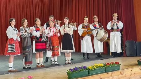 """""""Mărţişor Cultural Românesc"""" la Chitighaz (GALERIE FOTO)"""