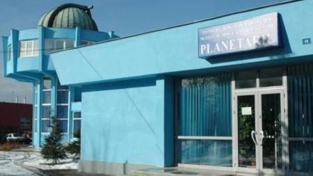 Spectacole digitale full-dome la Planetariul Baia Mare