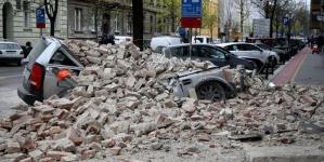 Un seism puternic a zguduit Zagrebul, producând importante pagube materiale