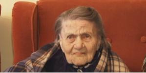 """Cea mai vârstnică locuitoare din Sighet a decedat la 106 ani; A supraviețuit lagărului de la Auschwitz; """"Dumnezeu m-a vegheat în acea zi"""""""