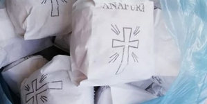 Credincioșii din Posta au primit pachete cu hrană sufletească