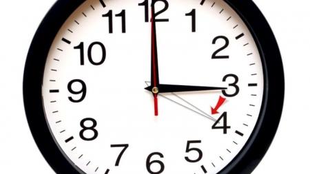 Atenție, se schimbă ora!: La noapte dăm ceasurile înainte cu o oră