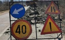 Lucrări: Reabilitarea DJ 186, pe Valea Izei, va fi reluată; Întârzierea, cauzată de situația de la Suceava