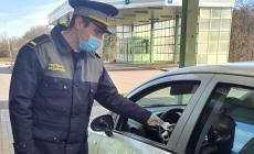 Era căutat de autoritățile din Germania și a fost depistat de polițiști ai ITPF Sighet