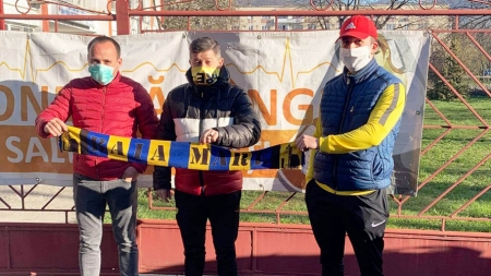 Suporterii din Maramureș se implică în lupta cu pandemia prin donare de sânge și alimente
