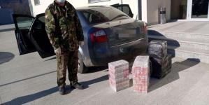 Altă zi, alte țigări de contrabandă confiscate