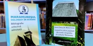 """""""Maramureșul oglindit în scrieri"""": Serviciu online oferit de Biblioteca Județeană """"Petre Dulfu"""" Baia Mare"""